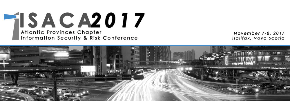 2017 ISACA Security & Risk Conference