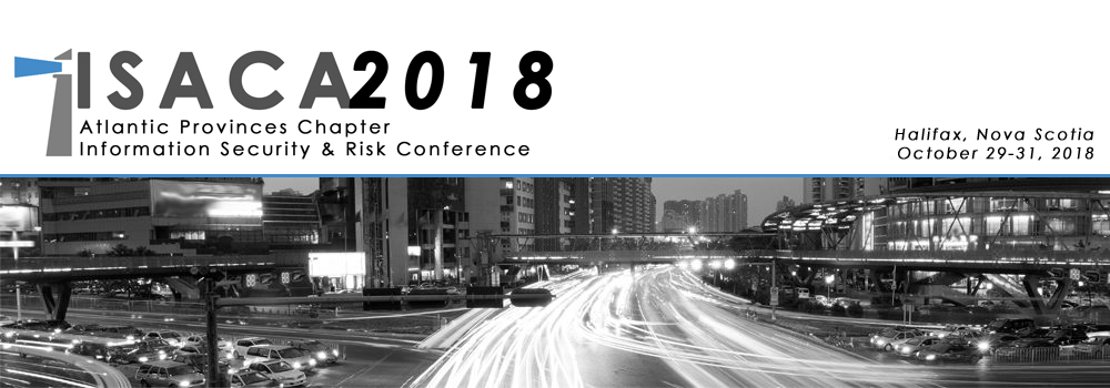 2018 ISACA Security & Risk Conference